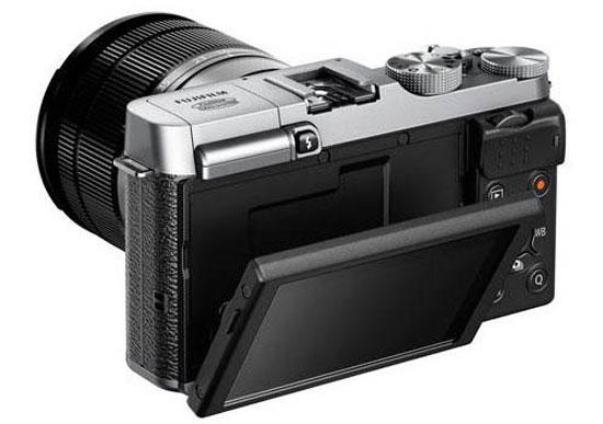Máy mirrorless siêu nhỏ gọn của Fujifilm xuất hiện