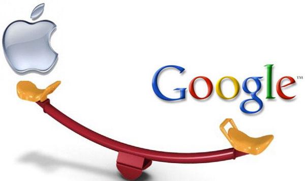 Google giành ngôi giàu nhất thế giới từ Apple