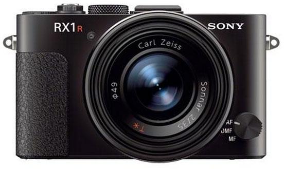 Sony ra mắt máy ảnh Cybershot RX1R