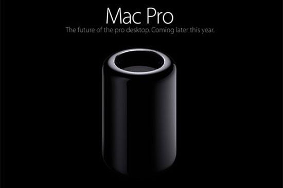 Giá Mac Pro 2013 sẽ không dưới 2.800 USD