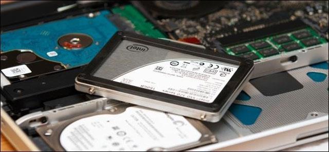 """5 sai lầm dễ dàng """"giết chết"""" ổ SSD"""