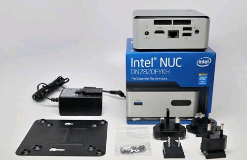 Intel ra mắt mẫu máy tính siêu tiết kiệm giá từ 3 triệu