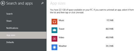 7 cách gỡ bỏ phần mềm và ứng dụng trên Windows 8/Windows 8.1