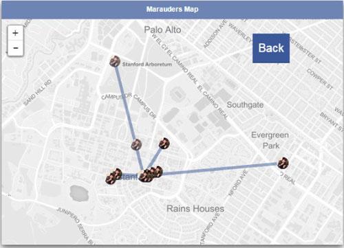 Tiện ích đơn giảntrên Chrome cho phép bạn theo dõi vị trí của bất kỳ bạn bè nào trên Facebook Messenger