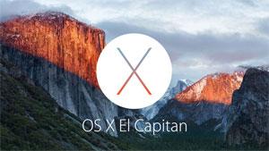 Apple chính thức giới thiệu OS X El Capitan