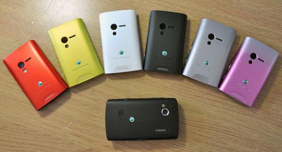 Chuyên bán phụ kiện sony ericsson: Pin, sạc, cáp, tai nghe, loa, miếng dán màn hình - 10