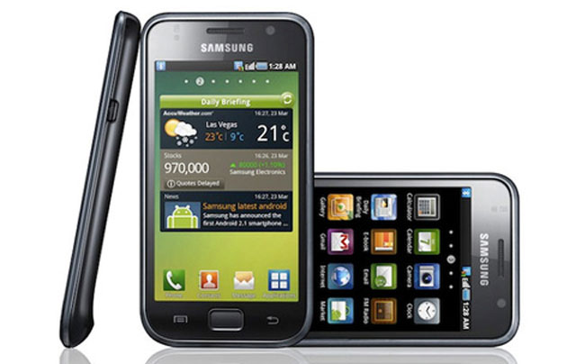 Blog.ToanInfo.Com - Top 20 smartphones in June 2011 -Samsung Galaxy S