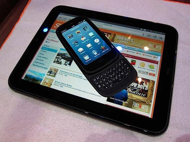 HP TouchPad 64GB được đồn ra mắt vào tháng 8