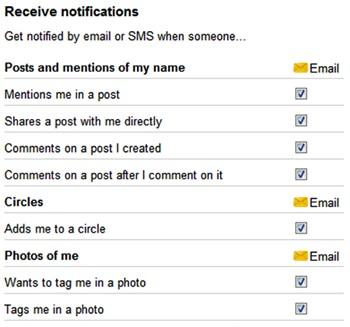 5 cách bảo vệ sự riêng tư trên Google+