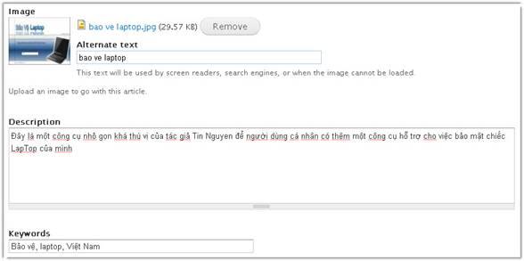 Thiết kế website động với mã nguồn Drupal 7 - Phần 7
