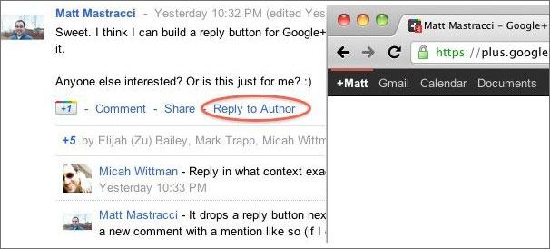 8 công cụ tăng lực cho Google+