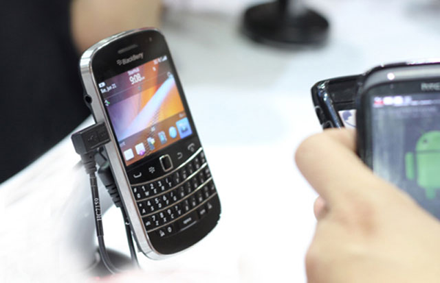 10 smartphone đáng chờ nửa cuối 2011