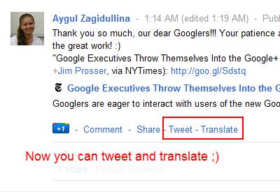 """9 tiện ích mở rộng """"hoàn thiện"""" Google+"""