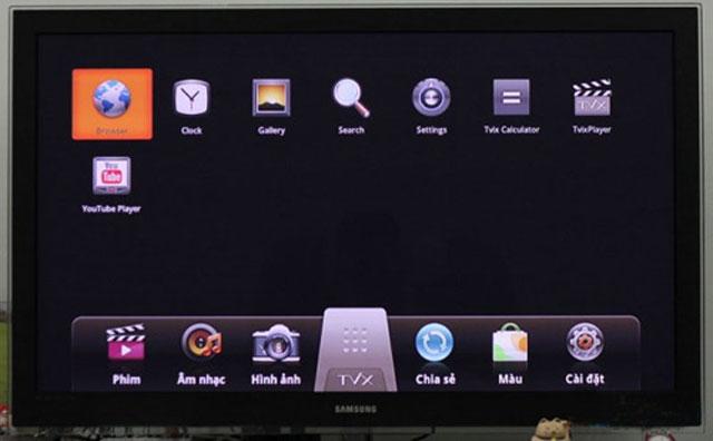 Đầu HD chạy Android sắp về VN