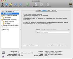 """""""Làm chủ"""" ổ rắn SSD trên OS X"""