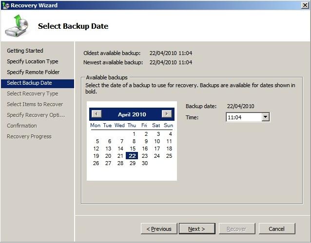 Tìm hiểu về Mailbox Recovery Exchange 2010