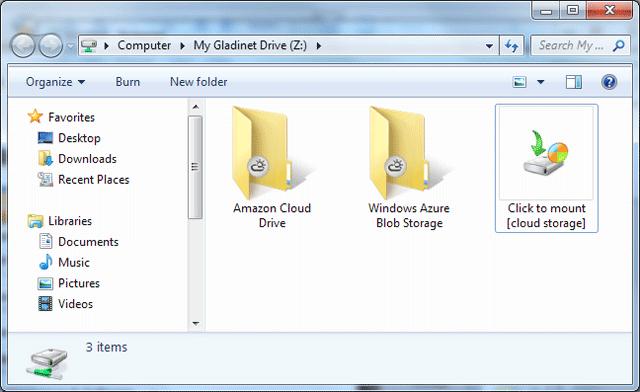 Sao lưu dữ liệu đến Amazon Cloud Drive với 5GB miễn phí
