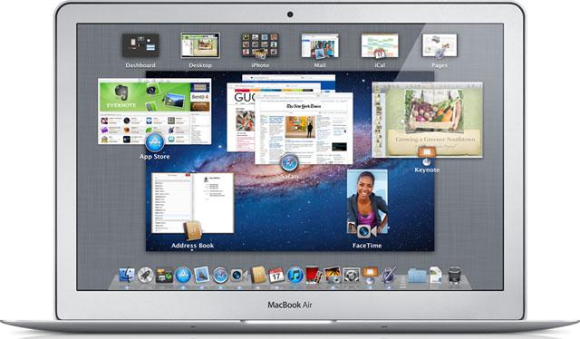 Apple cập nhật iTunes và iWork cho Mac OS X Lion