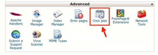 Tạo lịch trình sao lưu Database với Cron Job