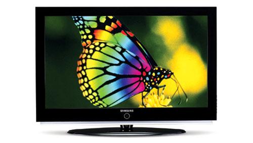 Thị trường TV LCD giảm lần đầu tiên trong lịch sử