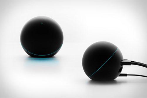 Mổ xẻ 'quả cầu media' Nexus Q của Google