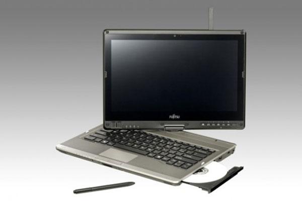 Fujitsu có thêm hai laptop chạy chip Ivy Bridge