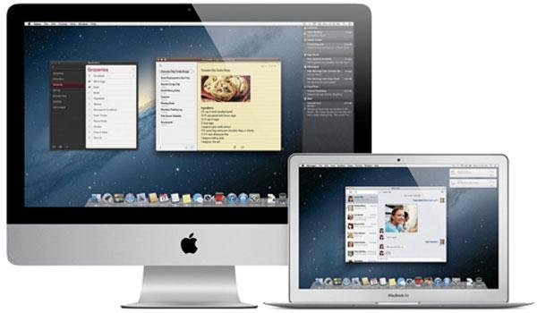 OS X Mountain Lion có bản Golden Master