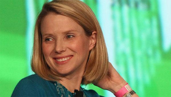 'Kiều nữ Google' bất ngờ trở thành CEO của Yahoo