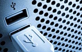 Khắc phục lỗi tốc độ dữ liệu khi cắm USB vào máy tính