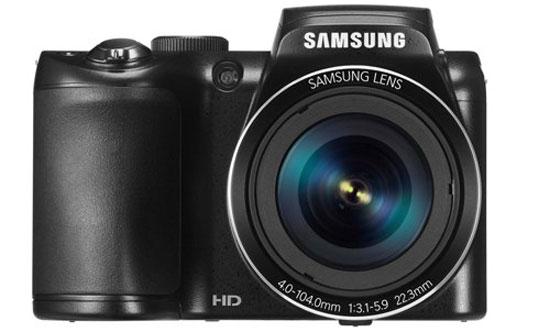 Samsung ra WB110 ống kính góc rộng và zoom 26x