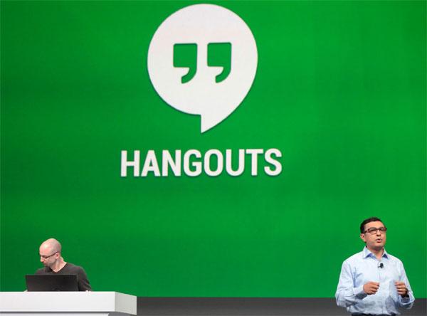Google tích hợp gọi điện miễn phí trên Hangouts