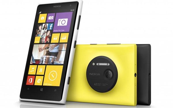 """Điểm yếu """"chết người"""" của Lumia 1020"""