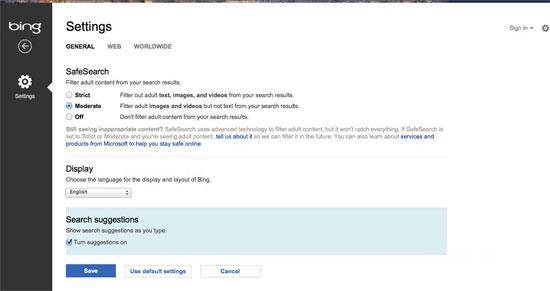 Bing cập nhật tính năng gợi ý tìm kiếm tương tự Google