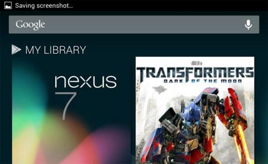 Cách chụp ảnh màn hình cho chạy Android từ 4.0 trở về sau