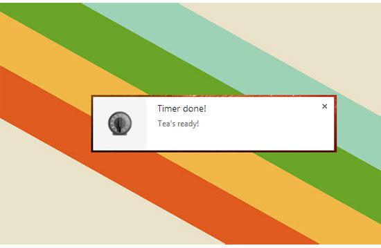 Sử dụng tiện ích giúp nhắc việc ngay trên Chrome