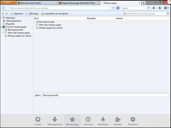 Đưa thanh điều hướng của Firefox vào trong thanh Tab