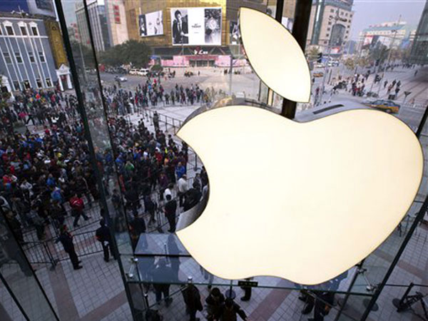 Doanh thu của Apple tăng mạnh nhờ iPhone bán chạy