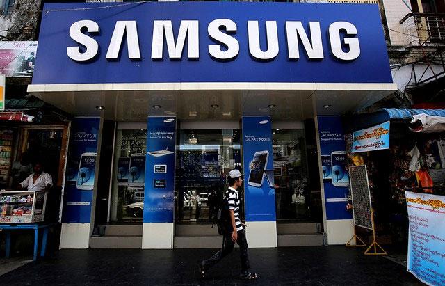 Samsung sắp bị các công ty Trung Quốc vượt mặt?