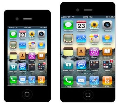 """Vì sao Apple """"quay lưng"""" với trào lưu phablet"""