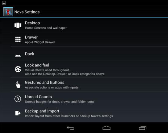 Tùy chỉnh màn hình chủ Android cho người mới bắt đầu
