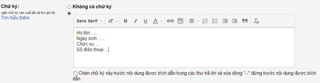 Những điều cần biết cho người dùng Gmail