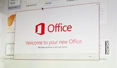 Office 2016 Preview đã hỗ trợ chỉnh sửa theo thời gian thực