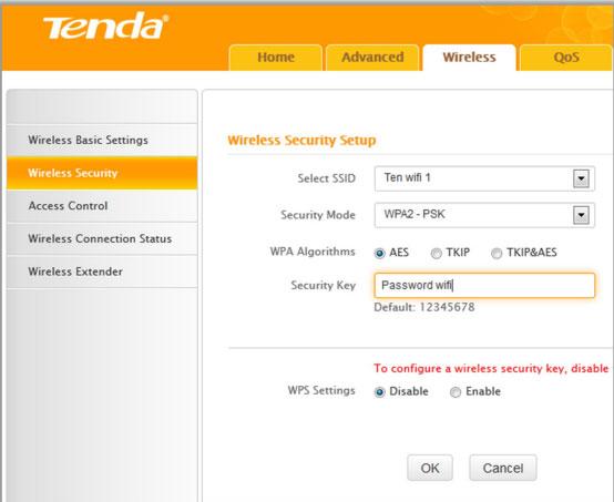 Hướng dẫn cài đặt Router Wifi Tenda W311R
