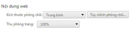 Khắc phục lỗi không gõ được tiếng Việt trong Chrome