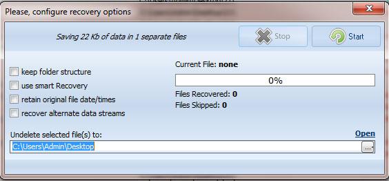 Cách tìm và khôi phục dữ liệu đã xoá