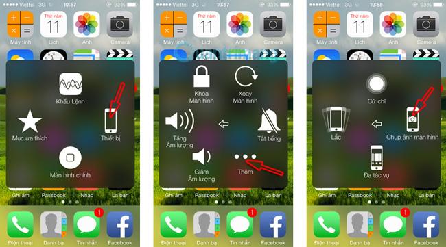 Cách chụp màn hình iPhone dễ nhất, cho mọi dòng iPhone