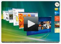 Thử sử dụng Windows Vista trực tuyến