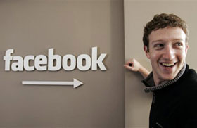 Mark Zuckerberg, chàng trai vàng của ngành công nghệ