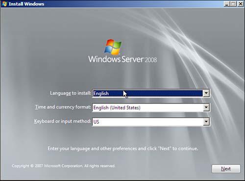 Cài đặt Windows Server 2008 Windows-server-1