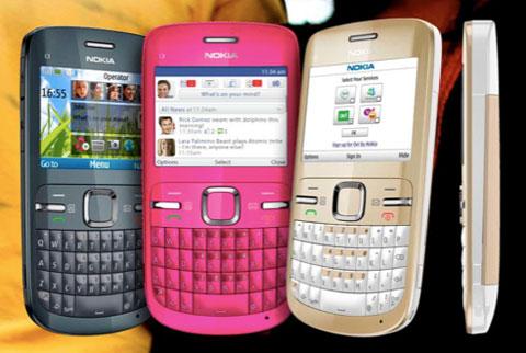 """Những điểm yếu """"chết người"""" của Nokia C3"""